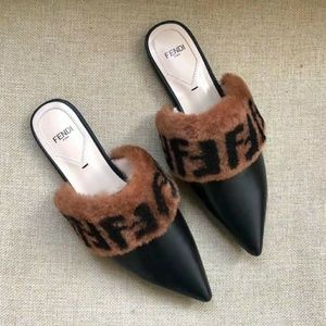 Fendi sandals and more